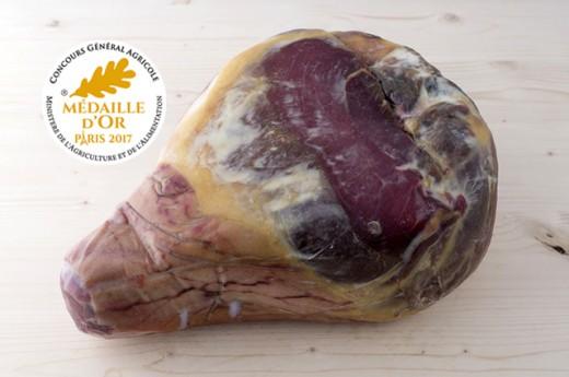 Jambon sec Fumé désossé de Savoie